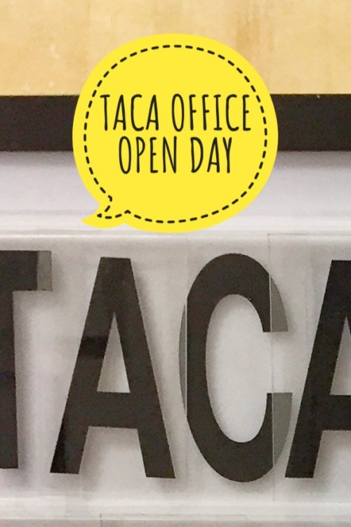 TACA OFFICE OPEN DAY 2018