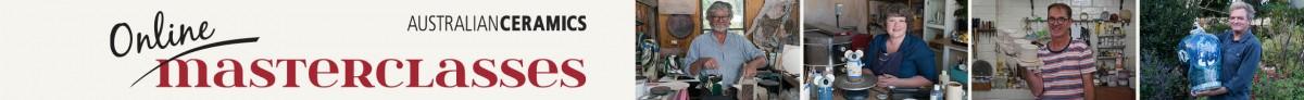 Australian Ceramics Online Masterclasses Series 2 | 2019